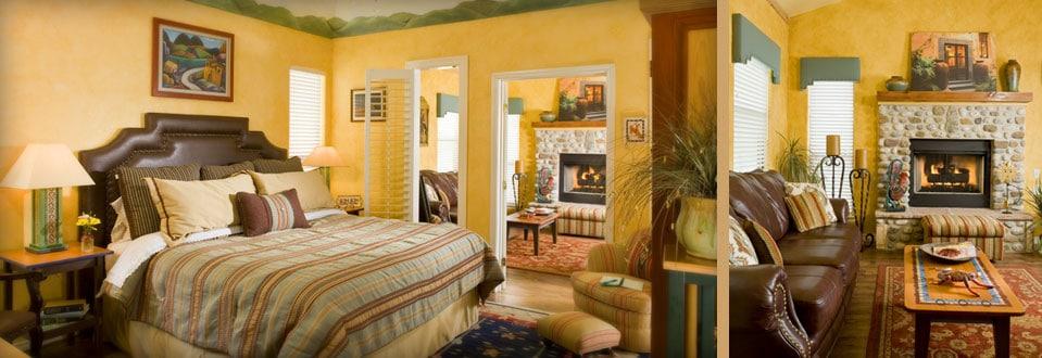 El Paso Suite at Blair House Inn: a Texas Hill Country getaway