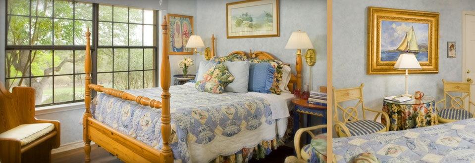 Galveston at Blair House Inn: a Texas Hill Country getaway