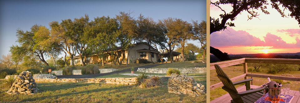 History of our Texas Hill Contry Bed & Breakfast