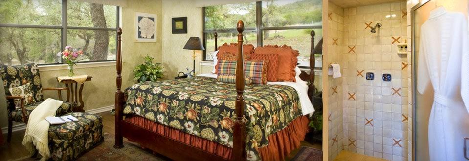 Houston at Blair House Inn: a Texas Hill Country getaway
