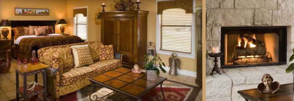 San Miguel at Blair House Inn: a Texas Hill Country getaway