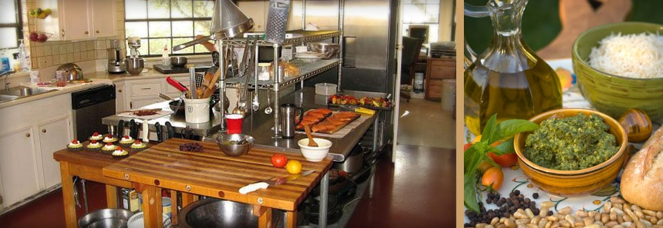 Cooking Classes Testimonials at Blair House Inn Cooking School