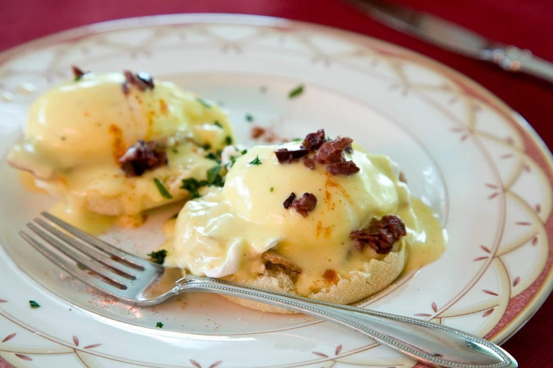 Gourmet Texas Hill Country Breakfast   Blair House Inn