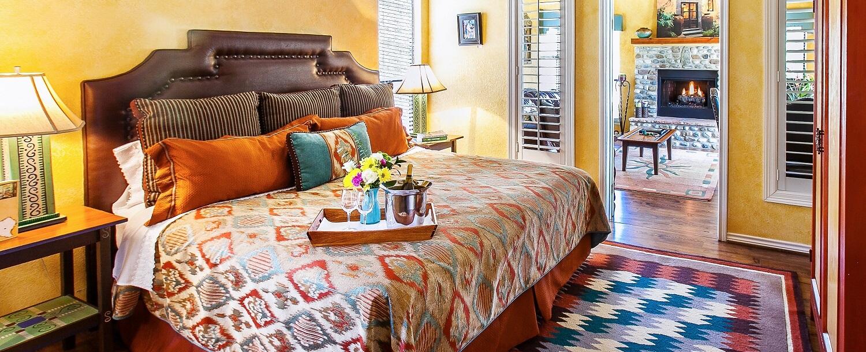El Paso Suite at Blair House Inn