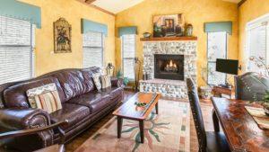 El Paso Suite Living Room