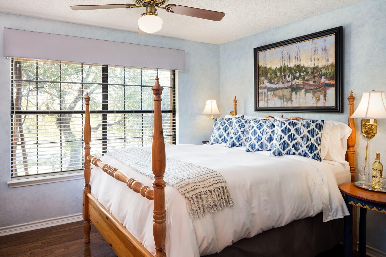 The Galveston Room Blair House Inn