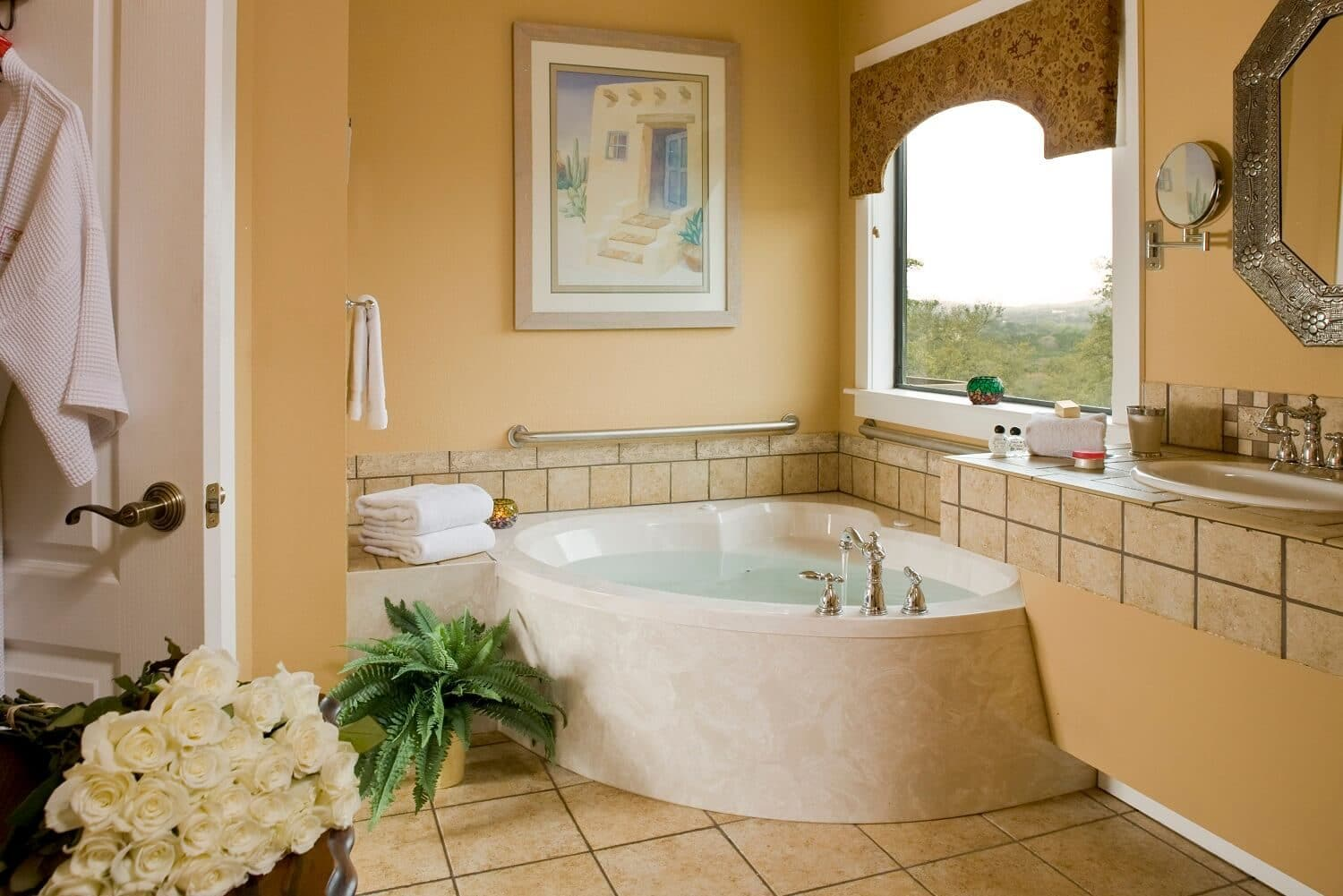San Miguel Cottage Bathroom