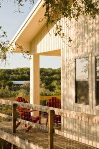 San Miguel Cottage Deck