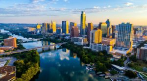 view of austin texas