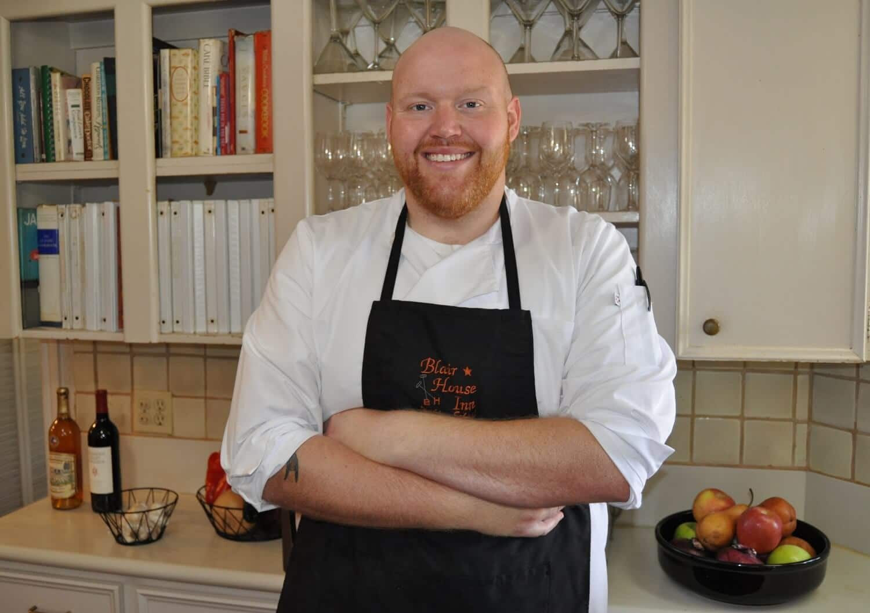 Chef Travis Moak