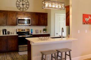 Wimberley Cottage Kitchen