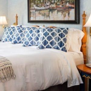 Galveston Room bed